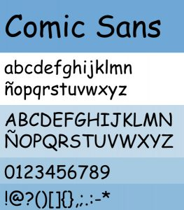 Comic-Sans-WEB